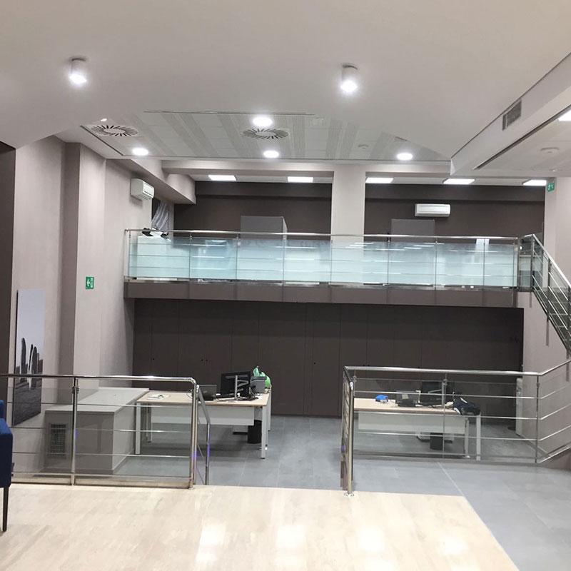 Oficinas La Caixa, A Coruña